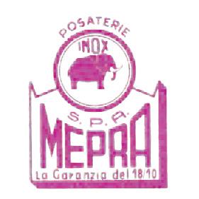 Il logo della Mepra