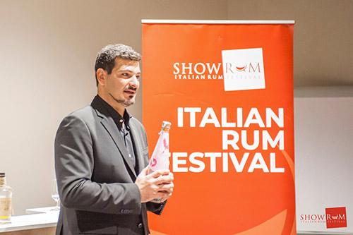 Un momento dell'Italian Rum Festival