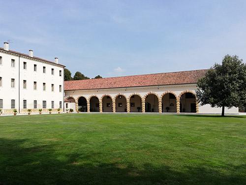 Villa Sangiantofetti Rigon di Ponte di Barbarano (Vicenza)