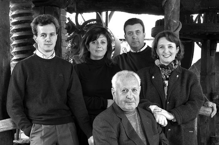 La famiglia Turri