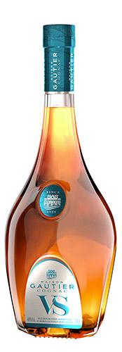 Bottiglia del Cognac Gautier VS 40°