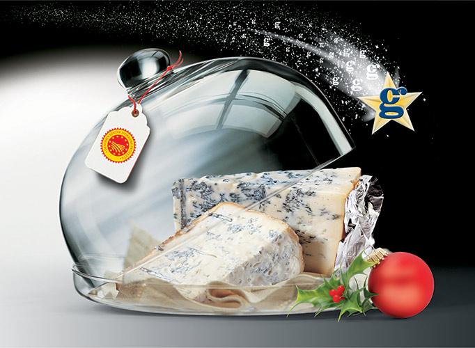 Il Gorgonzola Dop augura Buone Feste