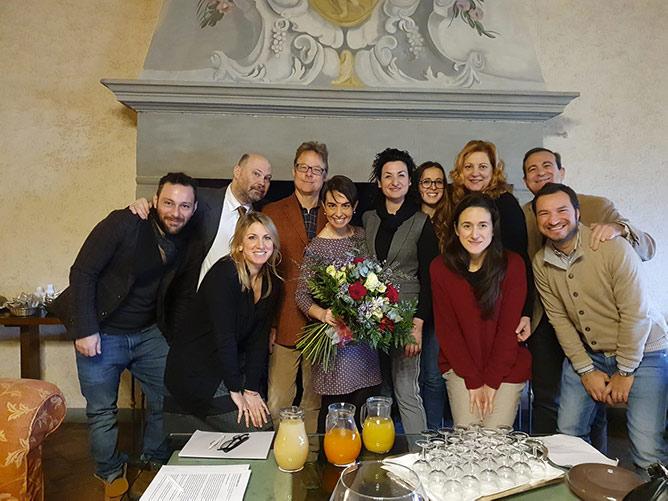 La squadra di MTV Toscana