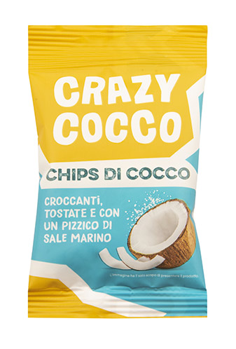 Confezione di Crazy Cocco