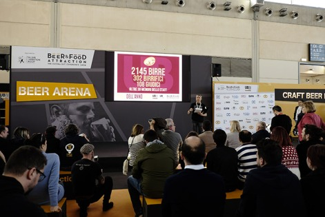 L'arena di Beer&Food Attraction 2020