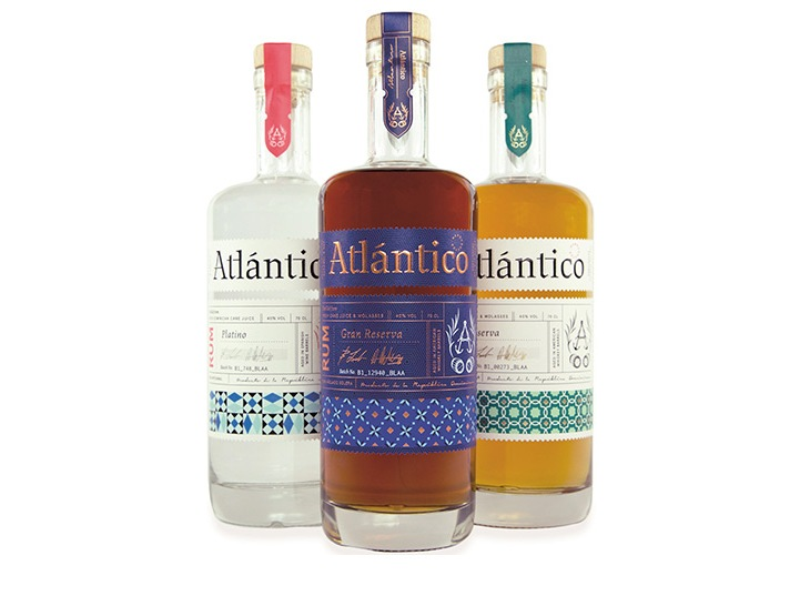 ATLANTICO RUM Trio Bottiglie