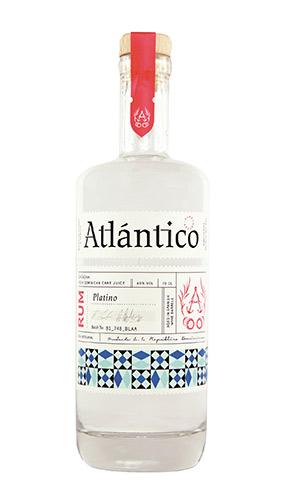 Bottiglia di Atlàntico Rum Platino