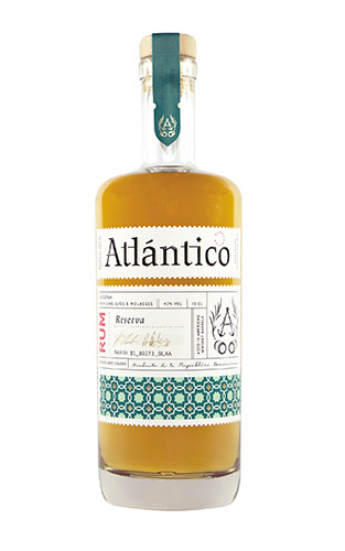Bottiglia di Atlàntico Rum Reserva