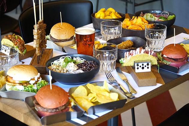 Le tante proposte golose di B.Ro - Birra Burger Roma