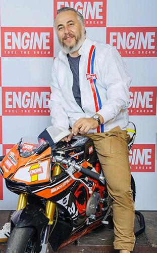 Paolo Dalla Morra, CEO ENGINE
