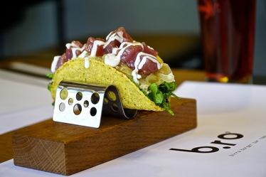 Tacos Akira al B.Ro - Birra Burger Roma