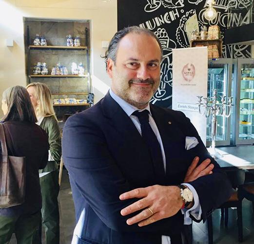 Andrea Muzzi, Amministratore Delegato Giovanni Cova & C
