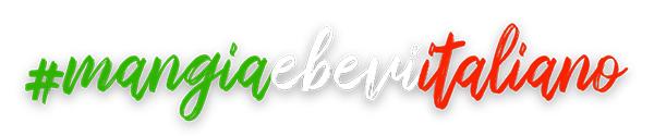 Logo #mangiaebeviitaliano