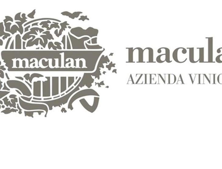 Il logo dell'azienda Maculan
