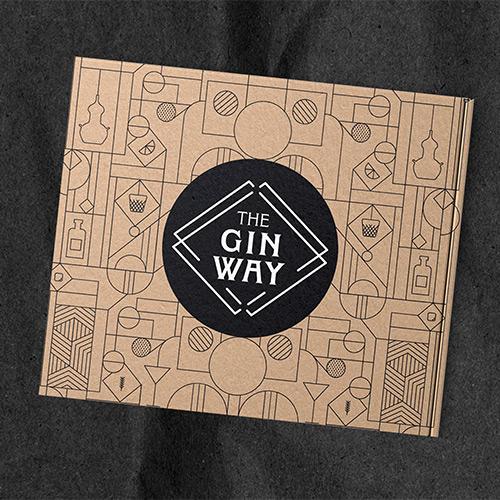 La mistery box The Gin Way