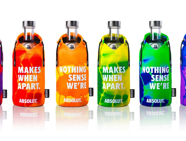 ABSOLUT BETTER TOGETHER LIMITED EDITION