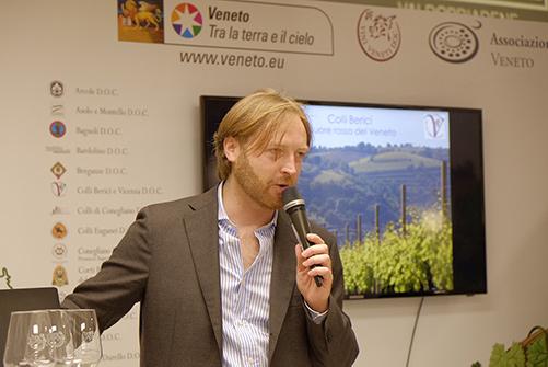 Il direttore delle due realtà consortili, il Consorzio Tutela Vini Colli Berici e Vicenza e il Consorzio Tutela Vini Gambellara