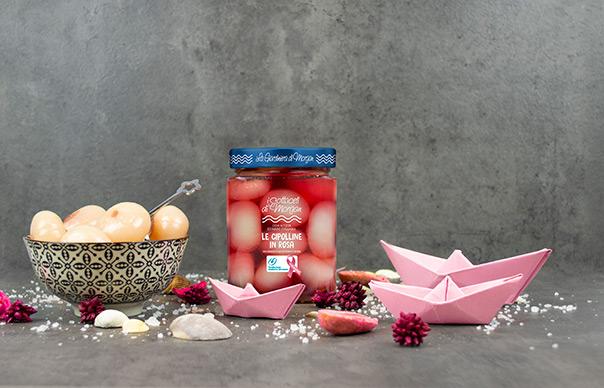 Le Cipolline in rosa di Morgan
