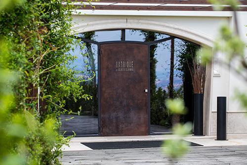 L'ingresso del ristorante Barrique by Oliwer Glowig