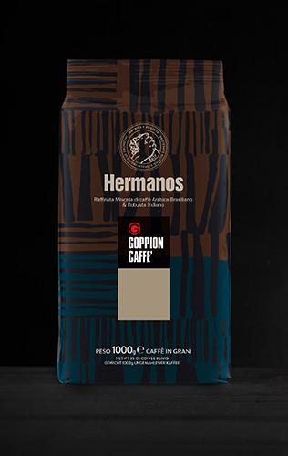 Confezione del caffè Hermanos