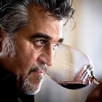Il winemaker Roberto Cipresso