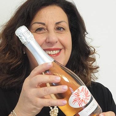 La sommelier e imprenditrice Roberta Moresco
