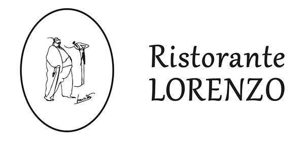 Il logo del Ristorante Lorenzo di Forte dei Marmi