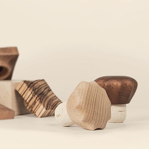 Tappi di legno Labrenta