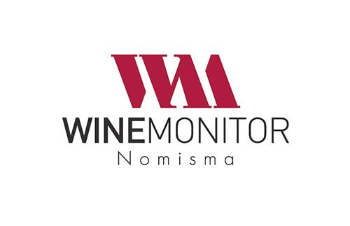 Il logo di Wine Monitor Nomisma