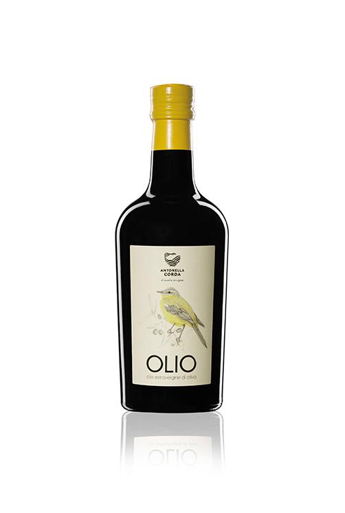 Bottiglia dell'Olio di Antonella Corda