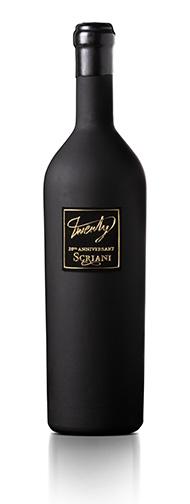 Bottiglia di Twenty Scriani