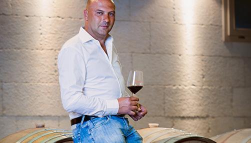 Stefano Cottini, patron dell'azienda Scriani