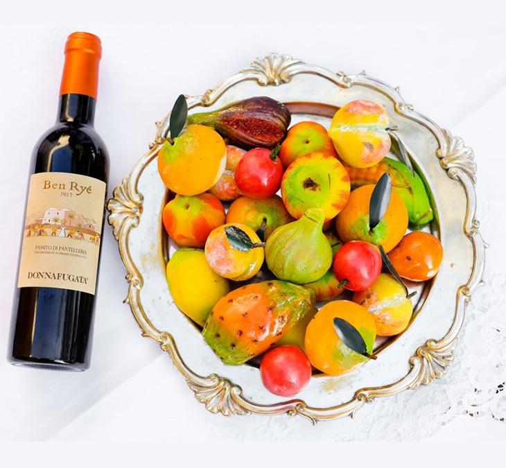 Frutta martorana di Josè Rallo