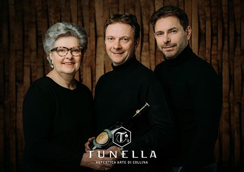 Gabriella, Massimo e Marco Zorzettig