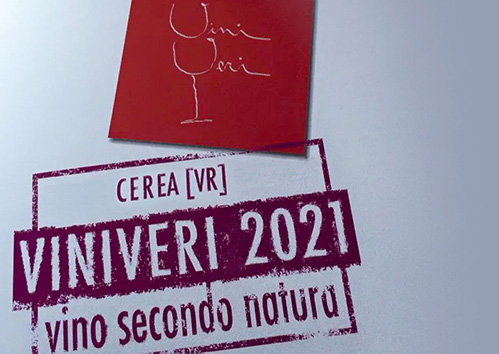 La Locandina del prossimo appuntamento di ViniVeri