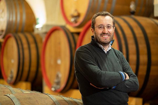 Andrea Rossi, Presidente del Consorzio Vino Nobile Montepulciano