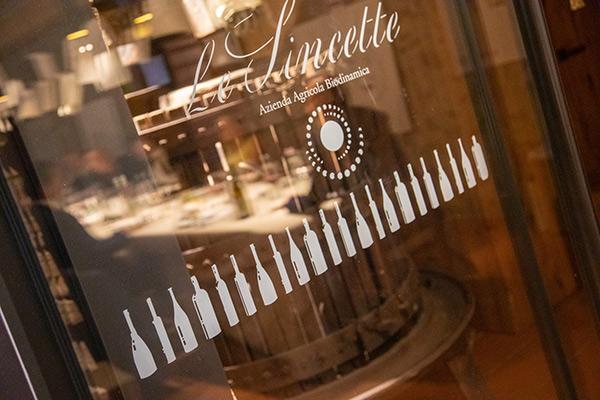 Il logo dell'azienda vinicola Sincette