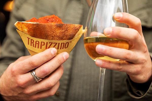 Golosità e vino da Trapizzino La Vineria a Porta Romana