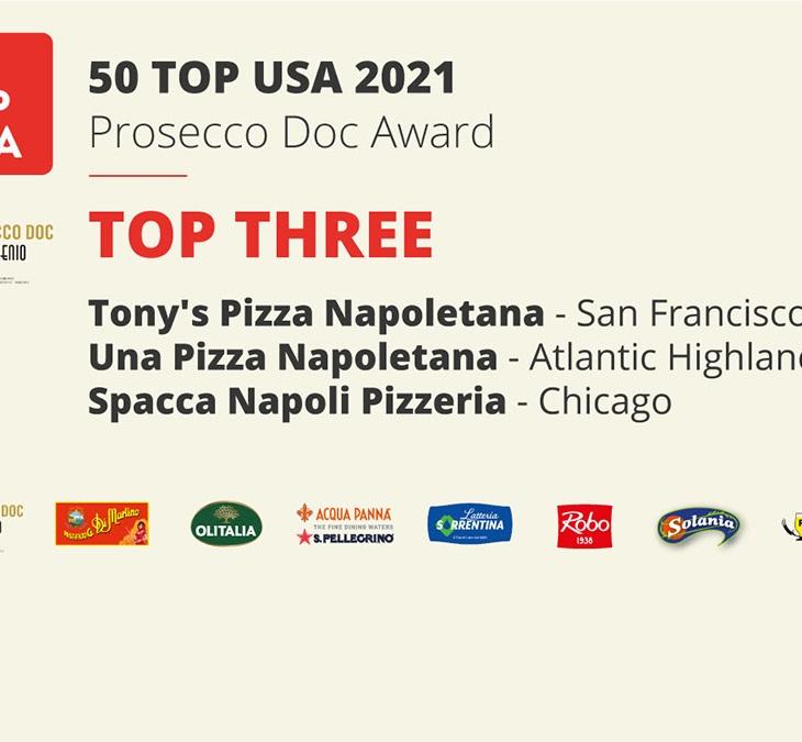 50 TOP PIZZA USA 2021