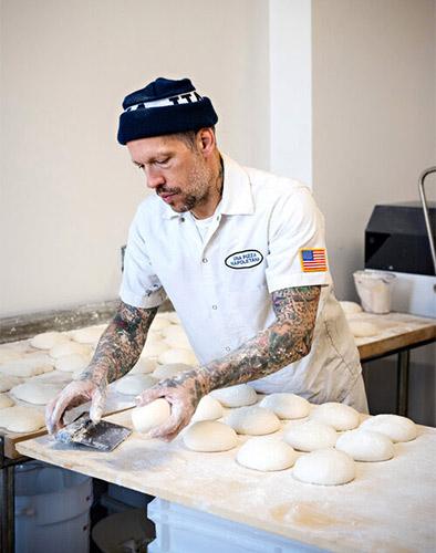 Anthony Mangieri, secondo nella classifica 50 Top Pizza USA 2021