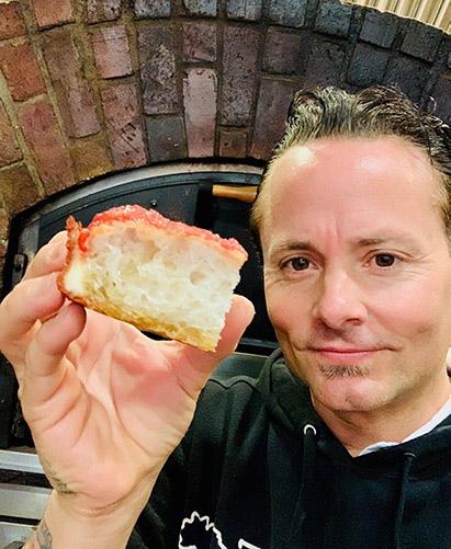 Tony Gemignani, maestro pizzaiolo al primo posto di 50 Top Pizza USA 2021