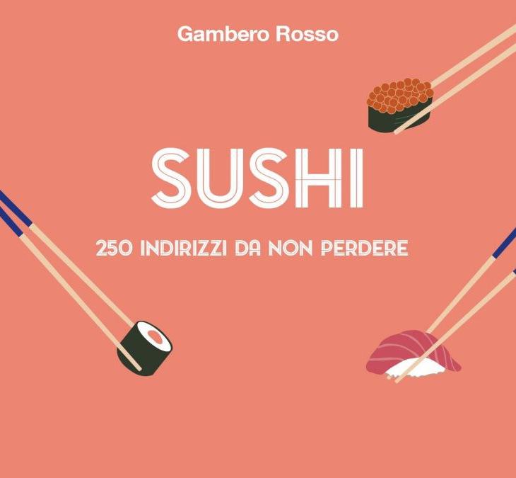 La nuova guida Sushi di Gambero Rosso
