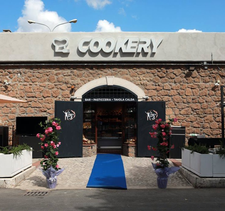 COOKERY REBIBBIA. FACENDO IL PANE, SI RICOMINCIA DA 3